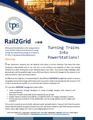 Rail2Grid